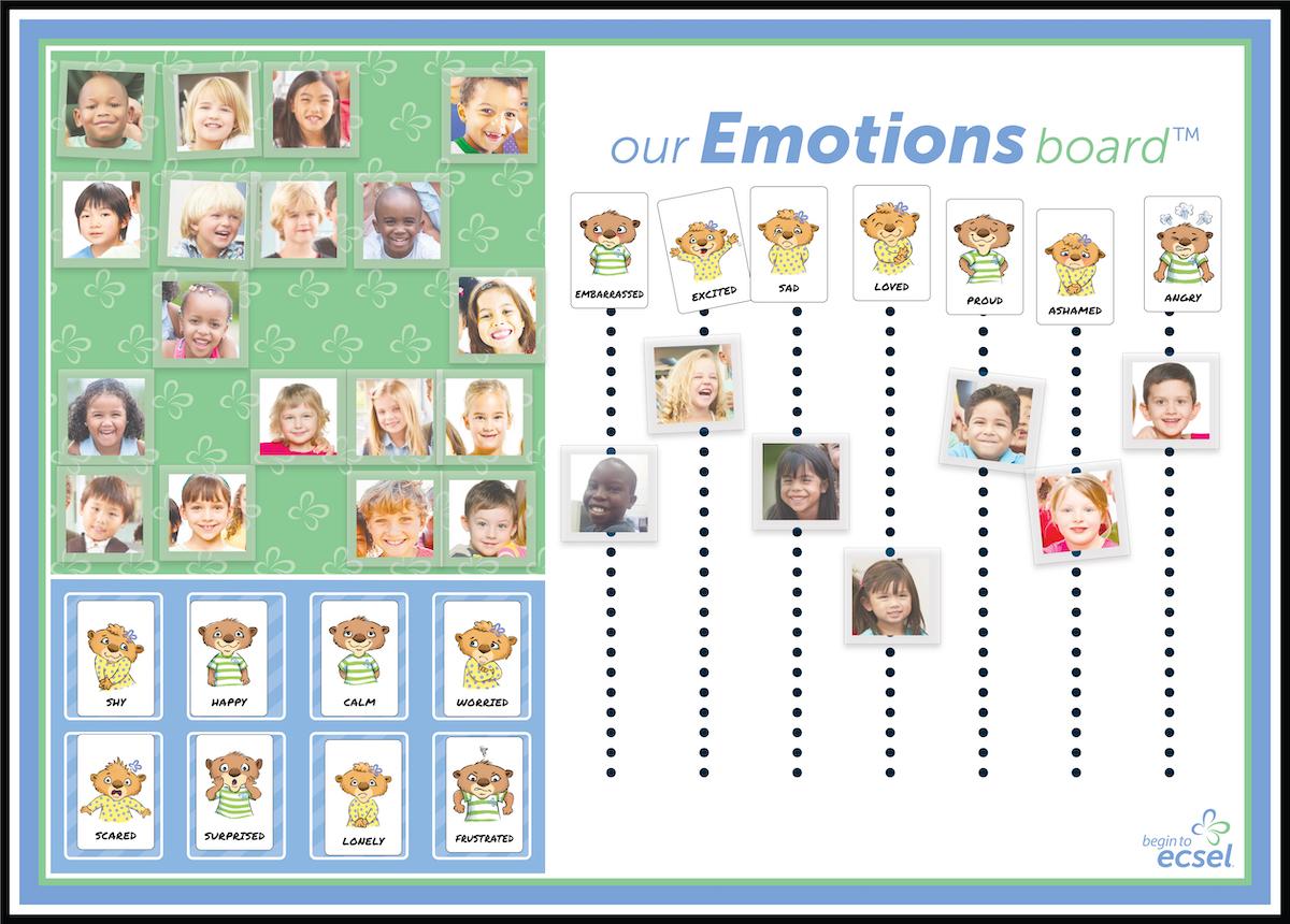 Emotions Board